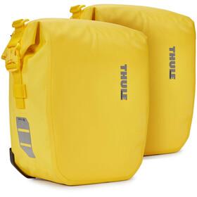 Thule Shield Sakwa 13l Para, żółty